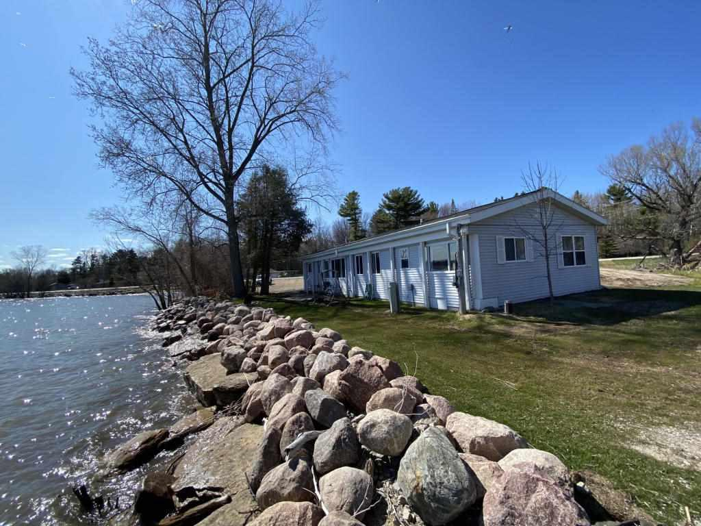 View Single-Family Home For Sale at N2134 HWY M-35, Menominee, MI