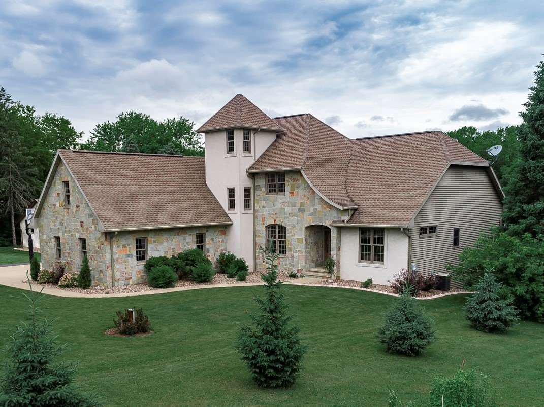 View Single-Family Home For Sale at 1462 WOLF RIVER DRIVE, Fremont, WI