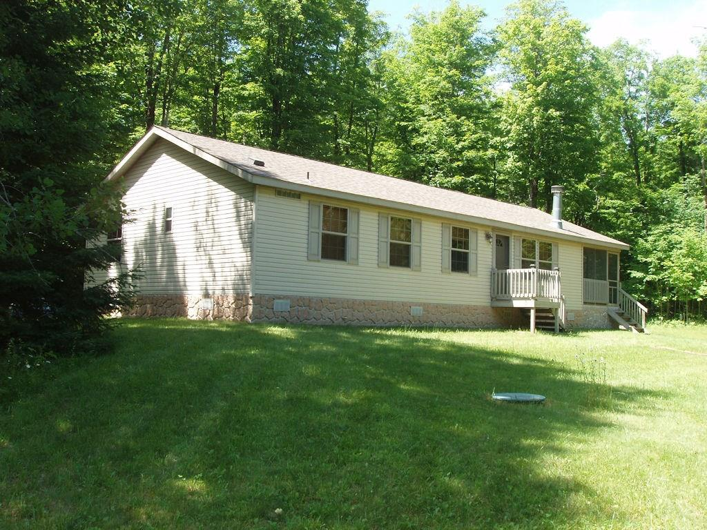 View Single-Family Home For Sale at 71304 Wilde Rd, Glidden, WI