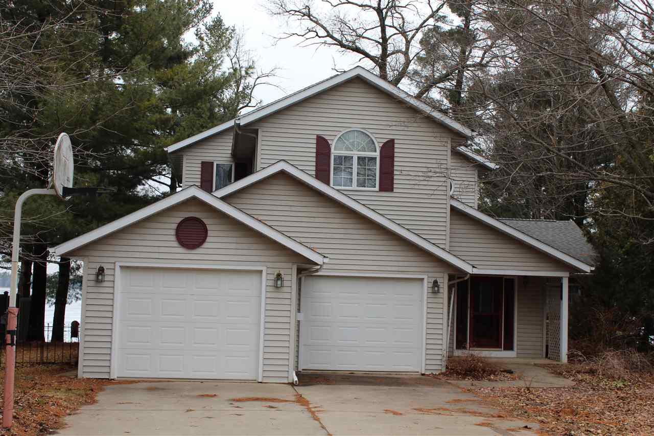 View Single-Family Home For Sale at E6010 SOUTH SHORE DRIVE, Weyauwega, WI