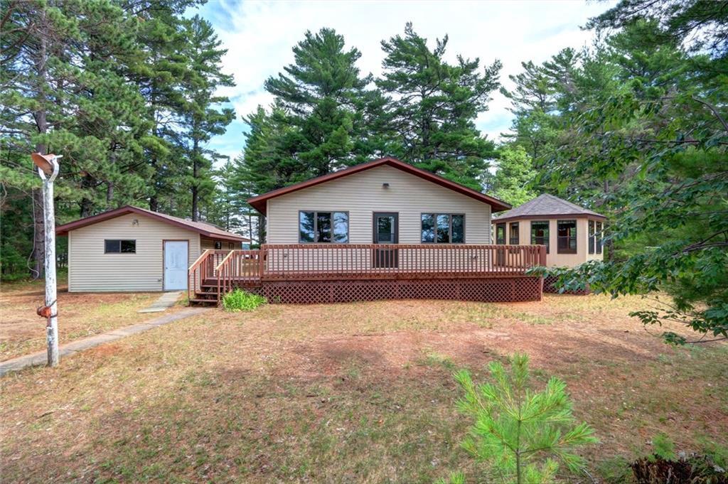View Single-Family Home For Sale at 50635 Peninsula Road, Barnes, WI