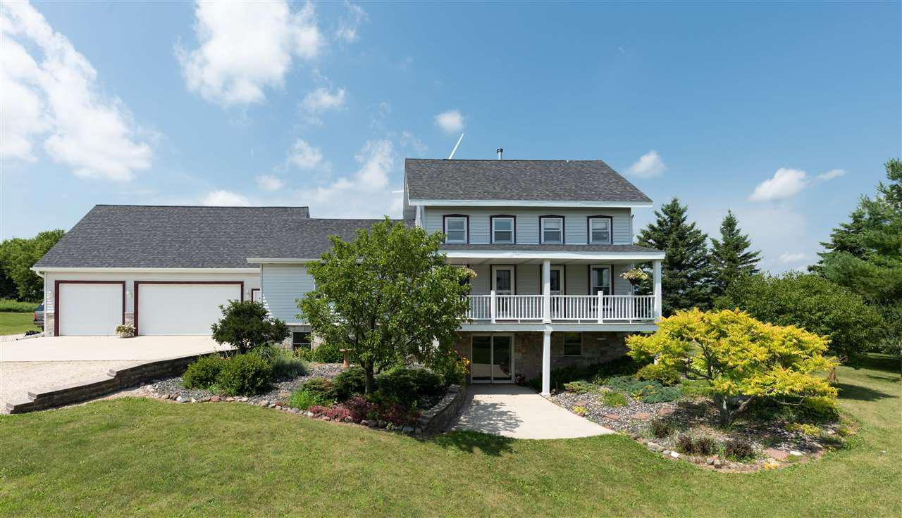 View Single-Family Home For Sale at W2558 HWY 49, Brownsville, WI