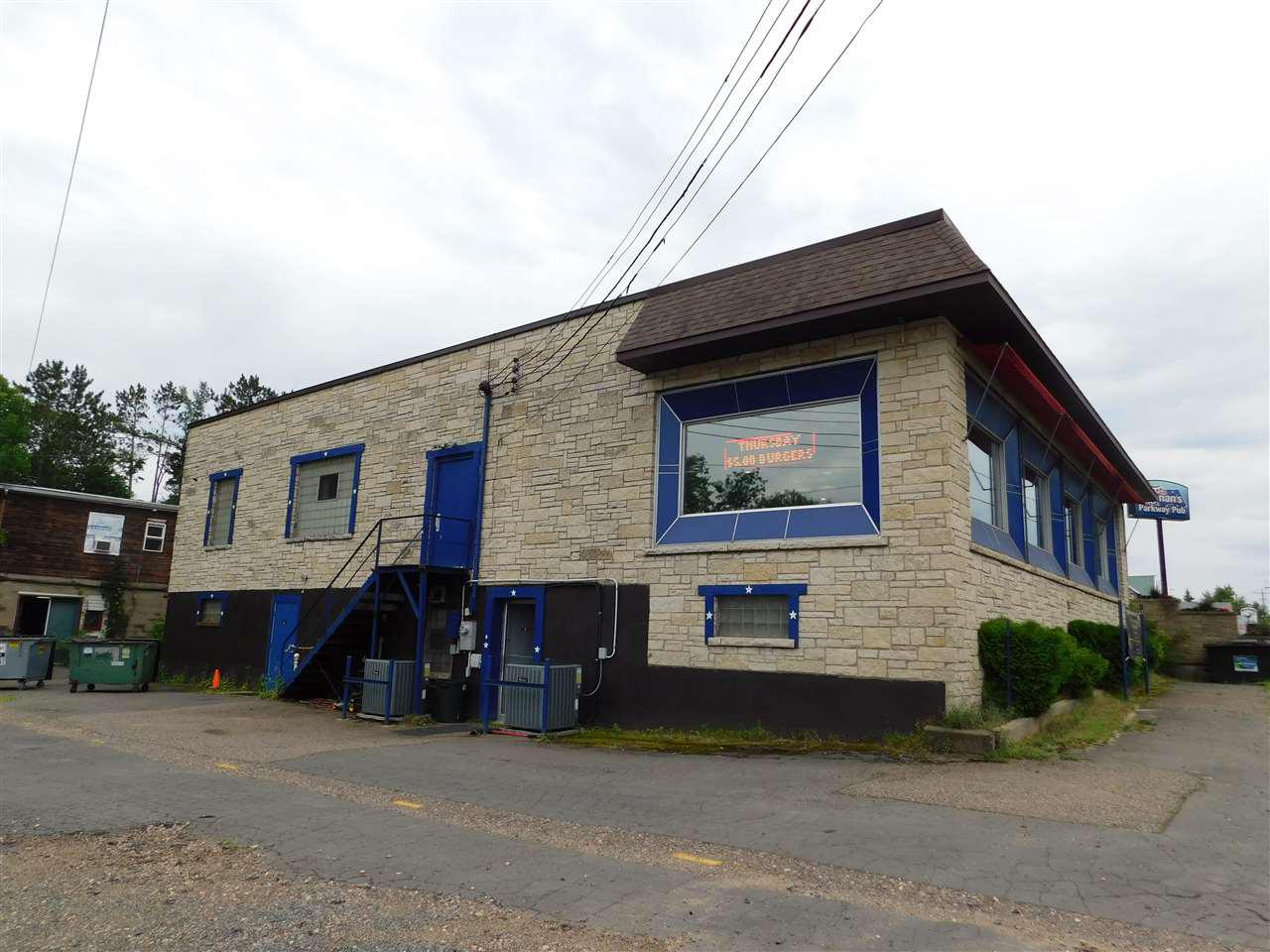 View Commercial For Sale at 433 S TOMAHAWK AVENUE, Tomahawk, WI