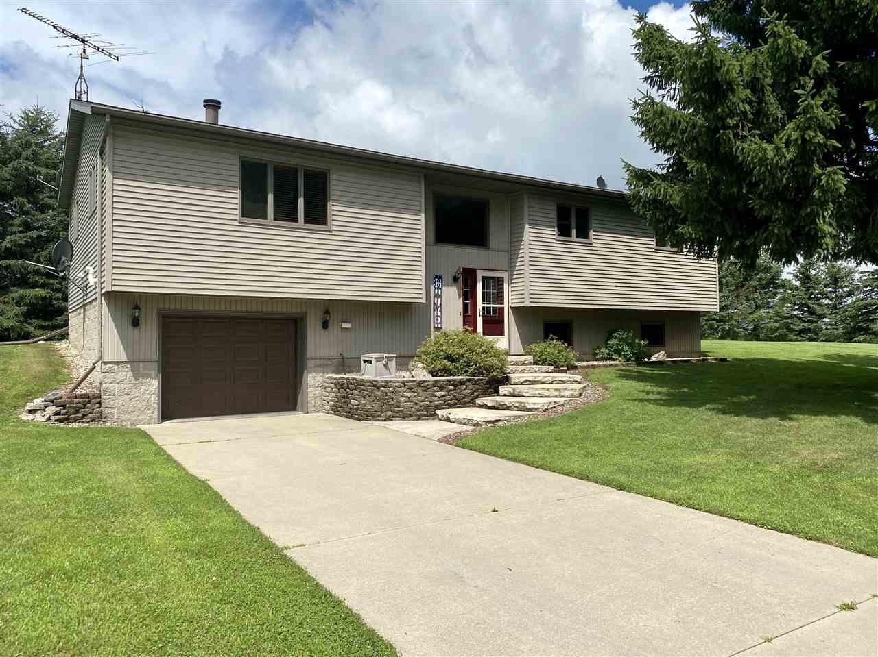 View Single-Family Home For Sale at W621 BADGER ROAD, Lomira, WI