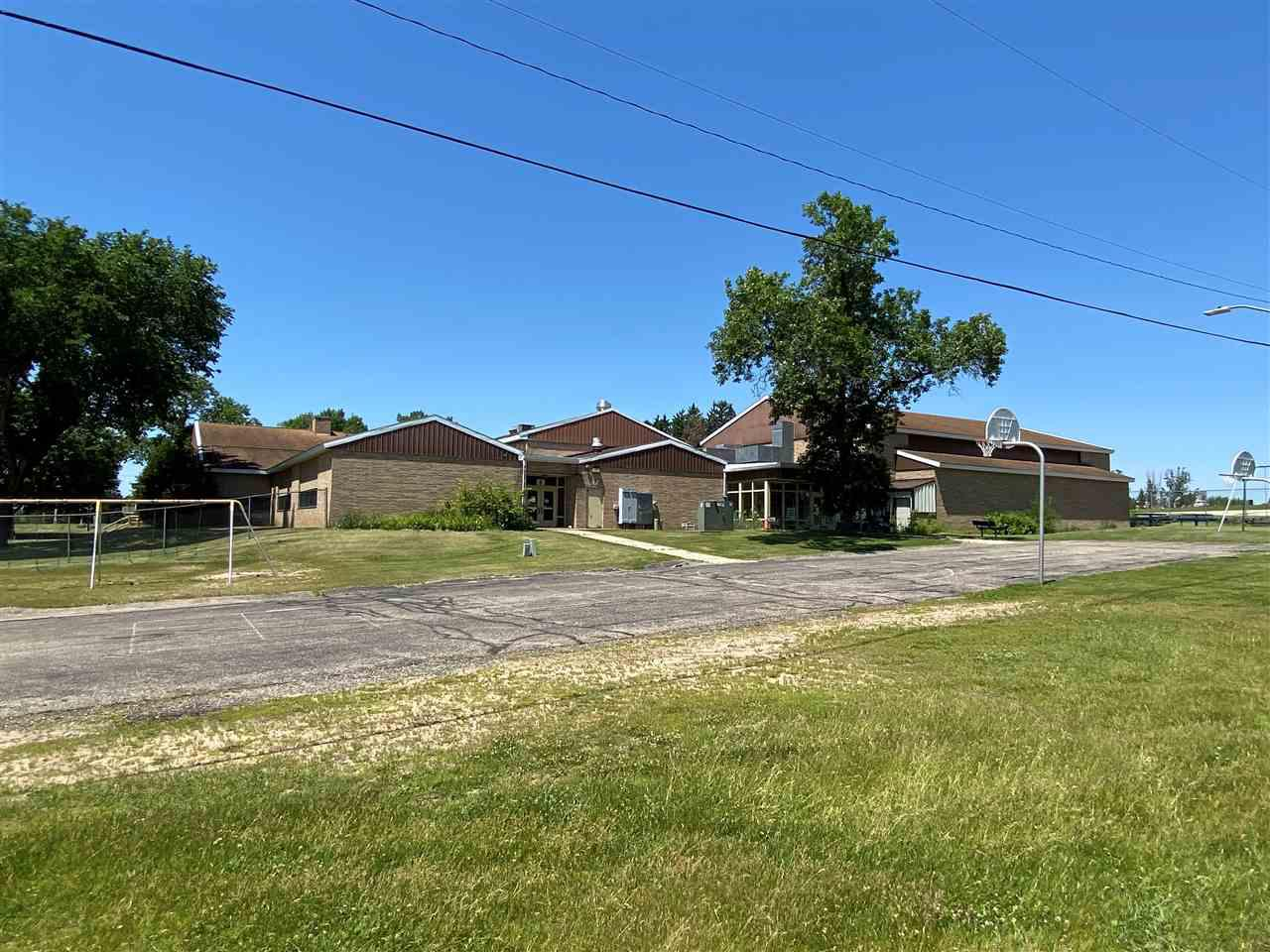 View Commercial For Sale at 114 E Park St, Neshkoro, WI