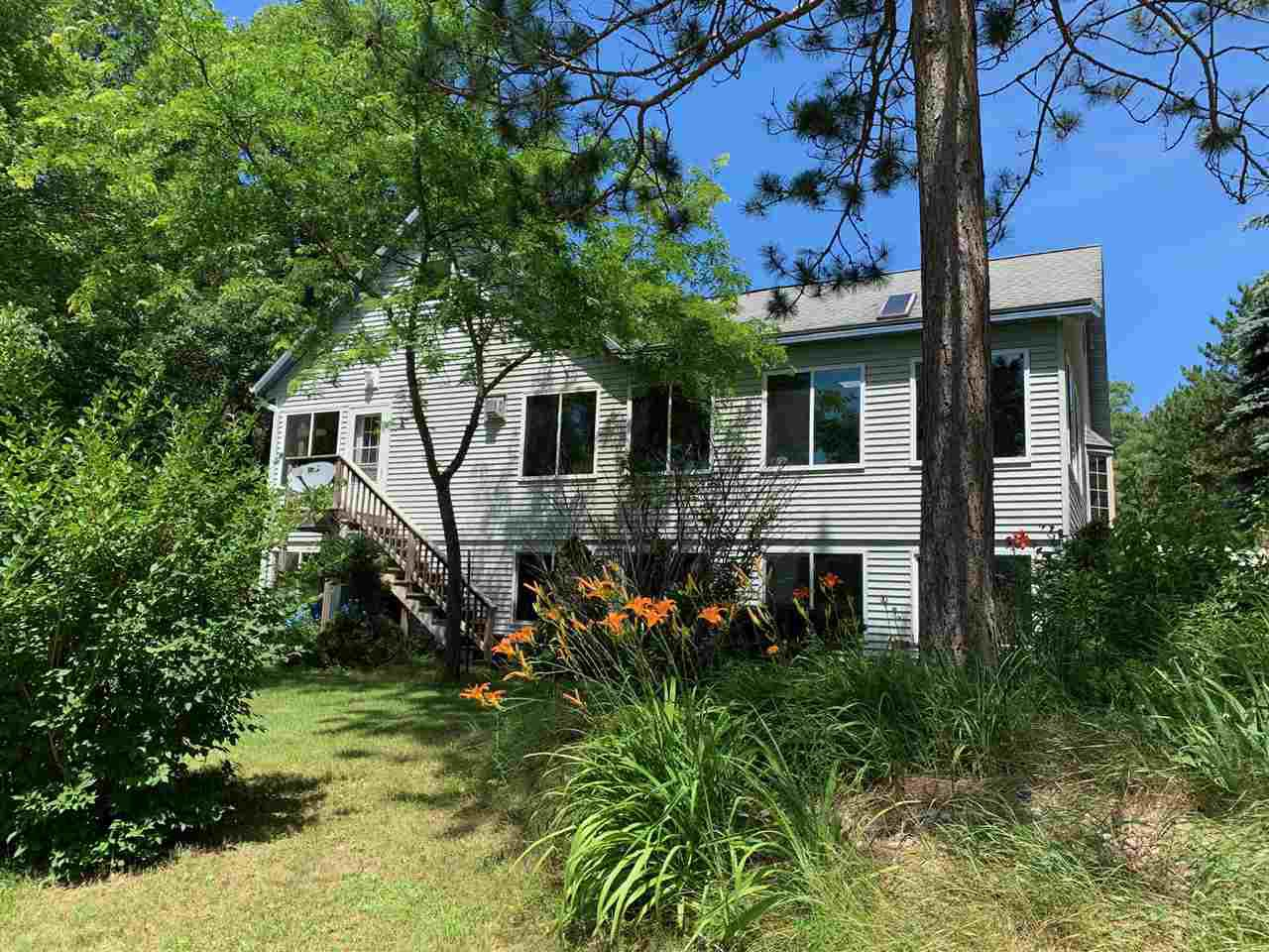 View Single-Family Home For Sale at N12075 WHISPERING PINE LANE, Silver Cliff, WI
