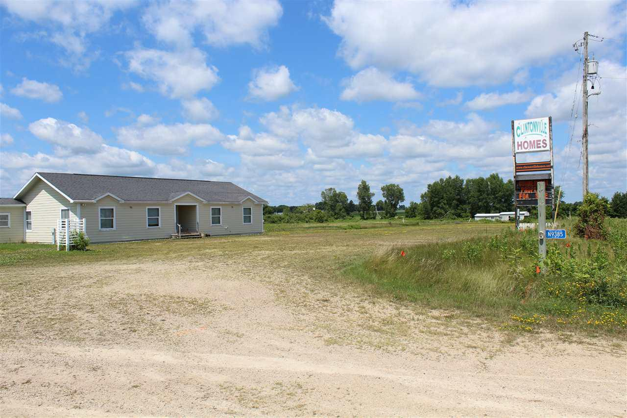View Commercial For Sale at N9385 HWY 45, Clintonville, WI
