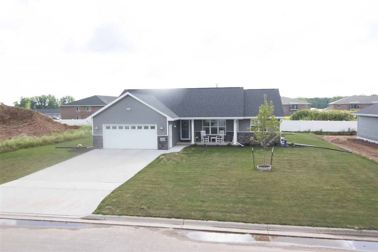 View Single-Family Home For Sale at 1258 MOUNTAIN BAY DRIVE, Pulaski, WI