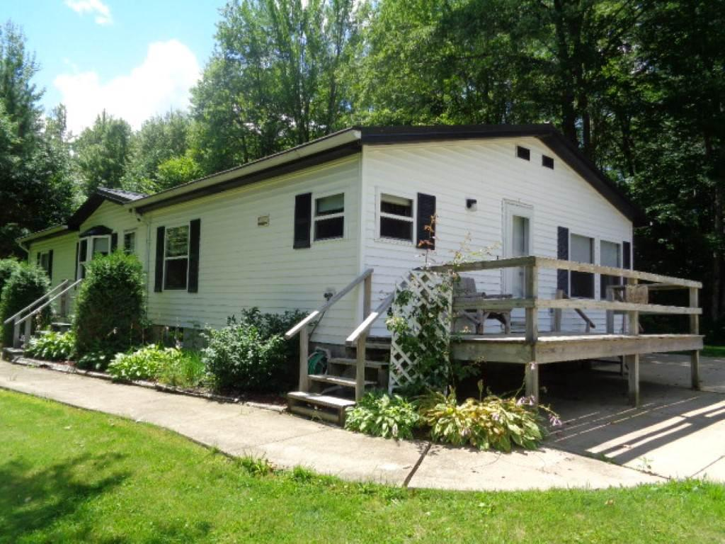 View Single-Family Home For Sale at 12775 GERDNT LANE, Suring, WI