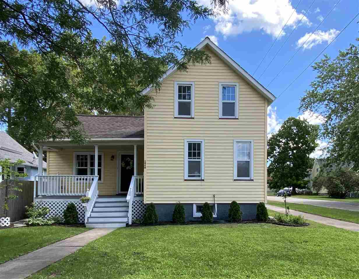 View Single-Family Home For Sale at 1040 BLAINE STREET, Marinette, WI