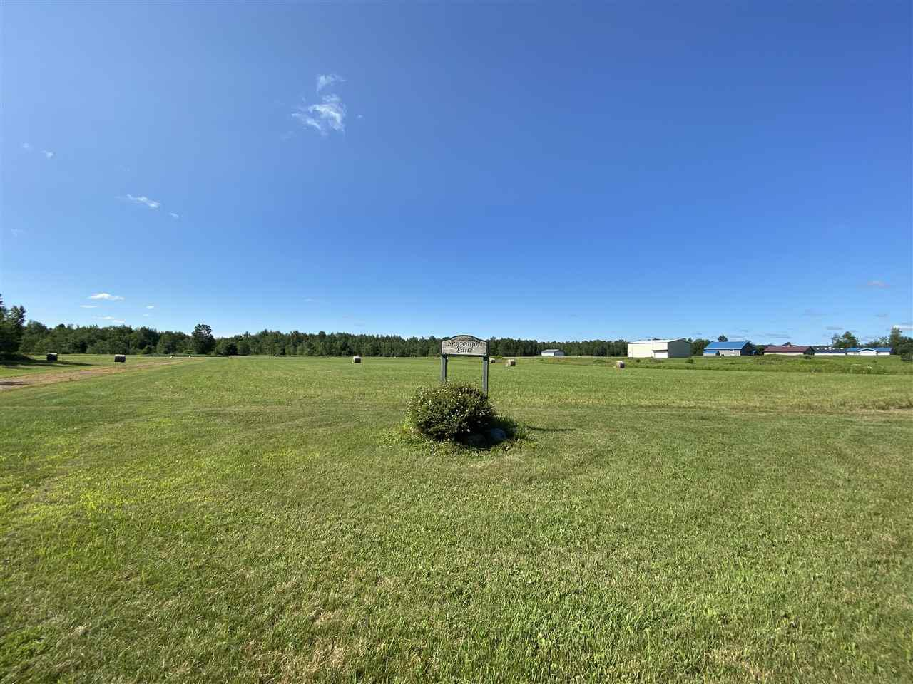 View Vacant Land For Sale at Unit #12 SKYWAGON LANE, Lakewood, WI