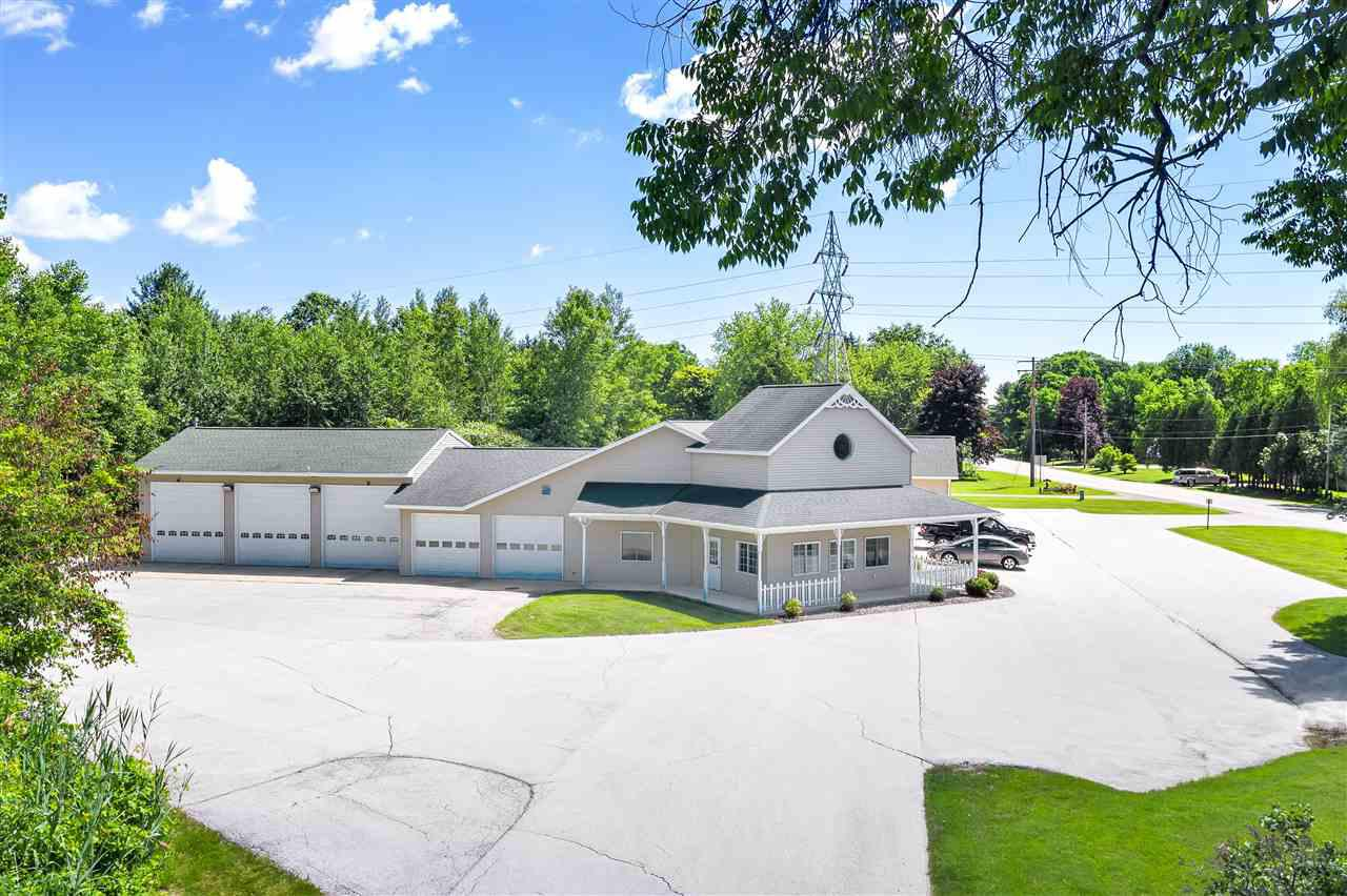 View Commercial For Sale at 1512 SUNSET BEACH ROAD, Suamico, WI