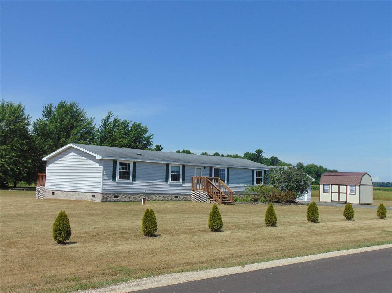 View Single-Family Home For Sale at 7923 EASY STREET, Fremont, WI
