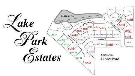 View Vacant Land For Sale at Lot 35 Lake Park Dr, Marinette, WI