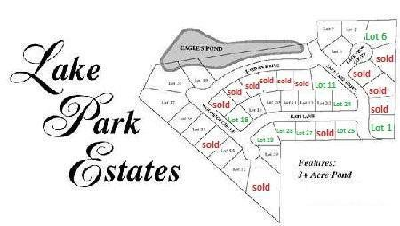 View Vacant Land For Sale at Lot 27 Lake Park Dr, Marinette, WI