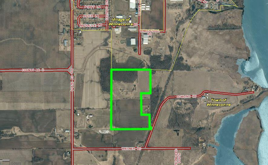 View Vacant Land For Sale at DOWLING ROAD, Winneconne, WI