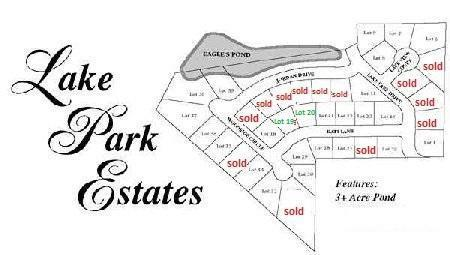 View Vacant Land For Sale at Lot 19 Lake Park Dr, Marinette, WI