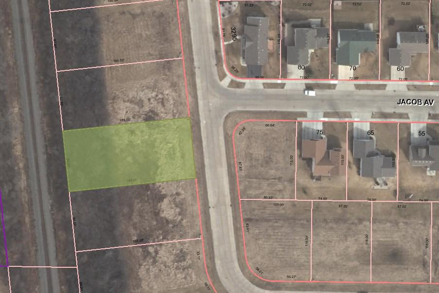 View Vacant Land For Sale at L6 Isaac Ln, Oshkosh, WI