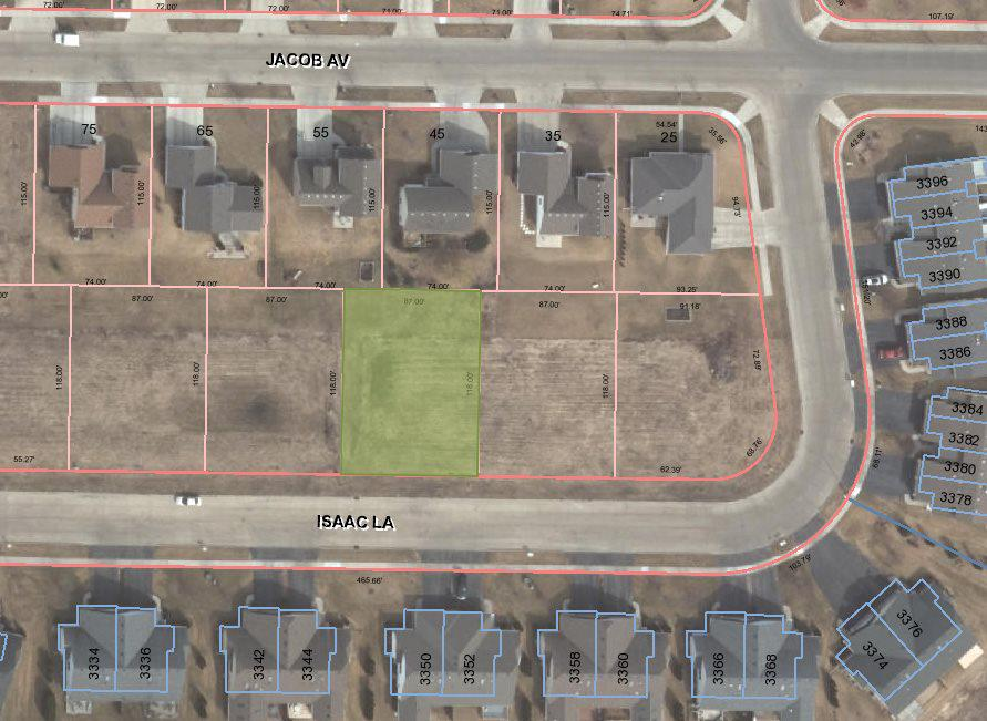 View Vacant Land For Sale at L25 Isaac Ln, Oshkosh, WI