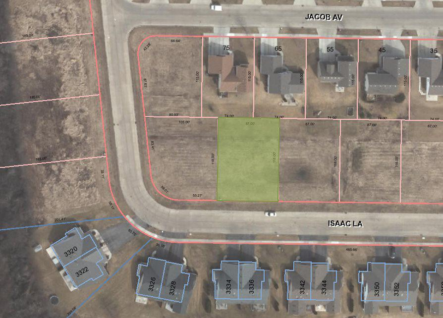 View Vacant Land For Sale at L23 Isaac Ln, Oshkosh, WI