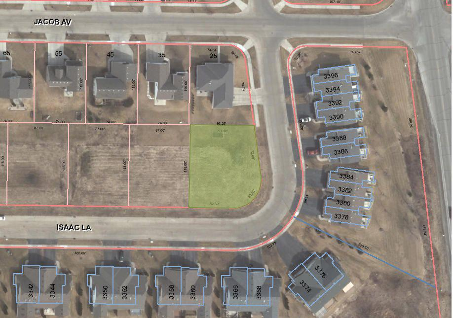 View Vacant Land For Sale at L27 Isaac Ln, Oshkosh, WI