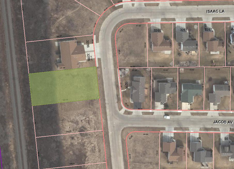 View Vacant Land For Sale at L35 Isaac Ln, Oshkosh, WI