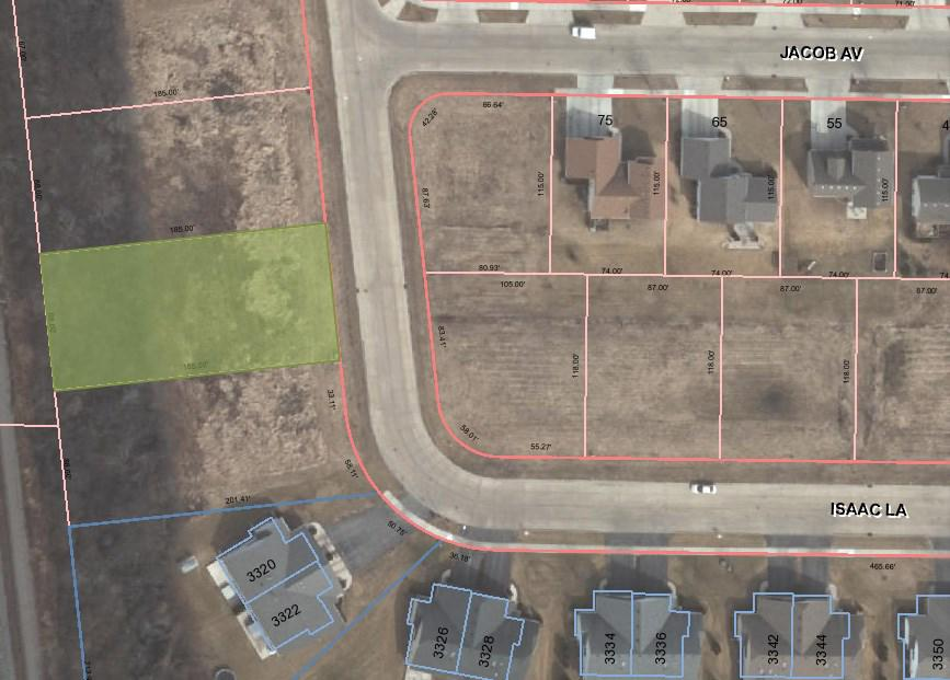 View Vacant Land For Sale at L5 Isaac Ln, Oshkosh, WI