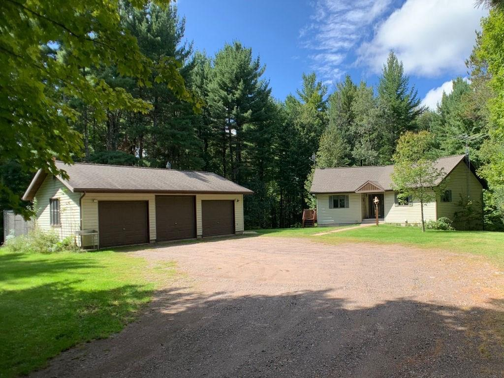 View Single-Family Home For Sale at N13563 Crowley Rd, Park Falls, WI