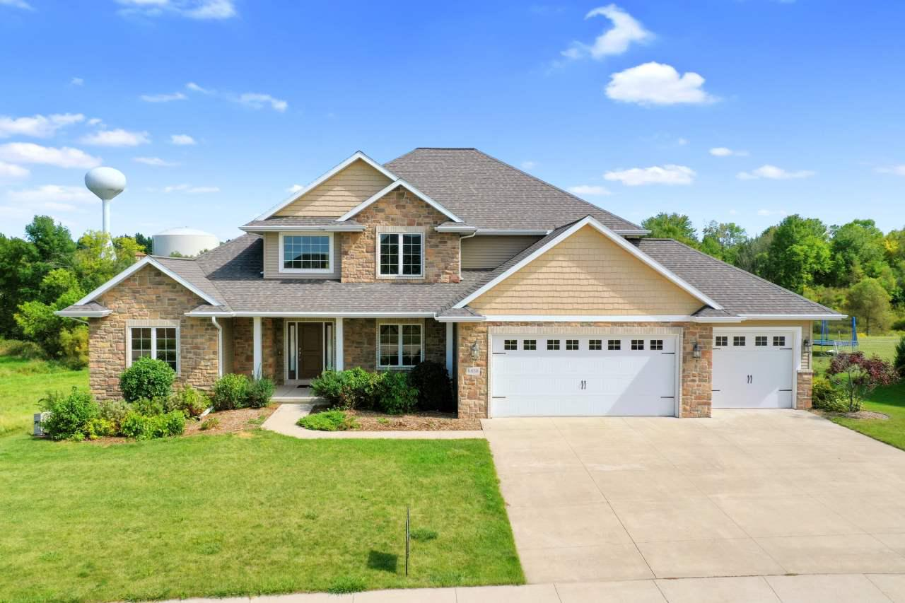 View Single-Family Home For Sale at 6630 N HEADWALL CIRCLE, Appleton, WI