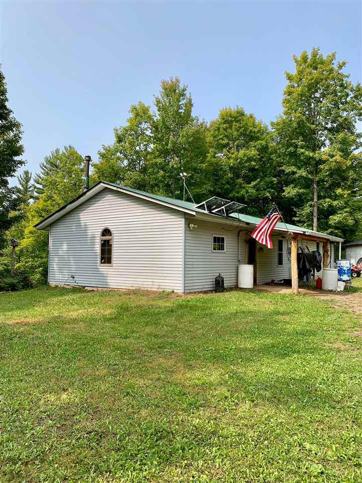 View Single-Family Home For Sale at 1085 FOREST ROAD 2834 A, Florence, WI
