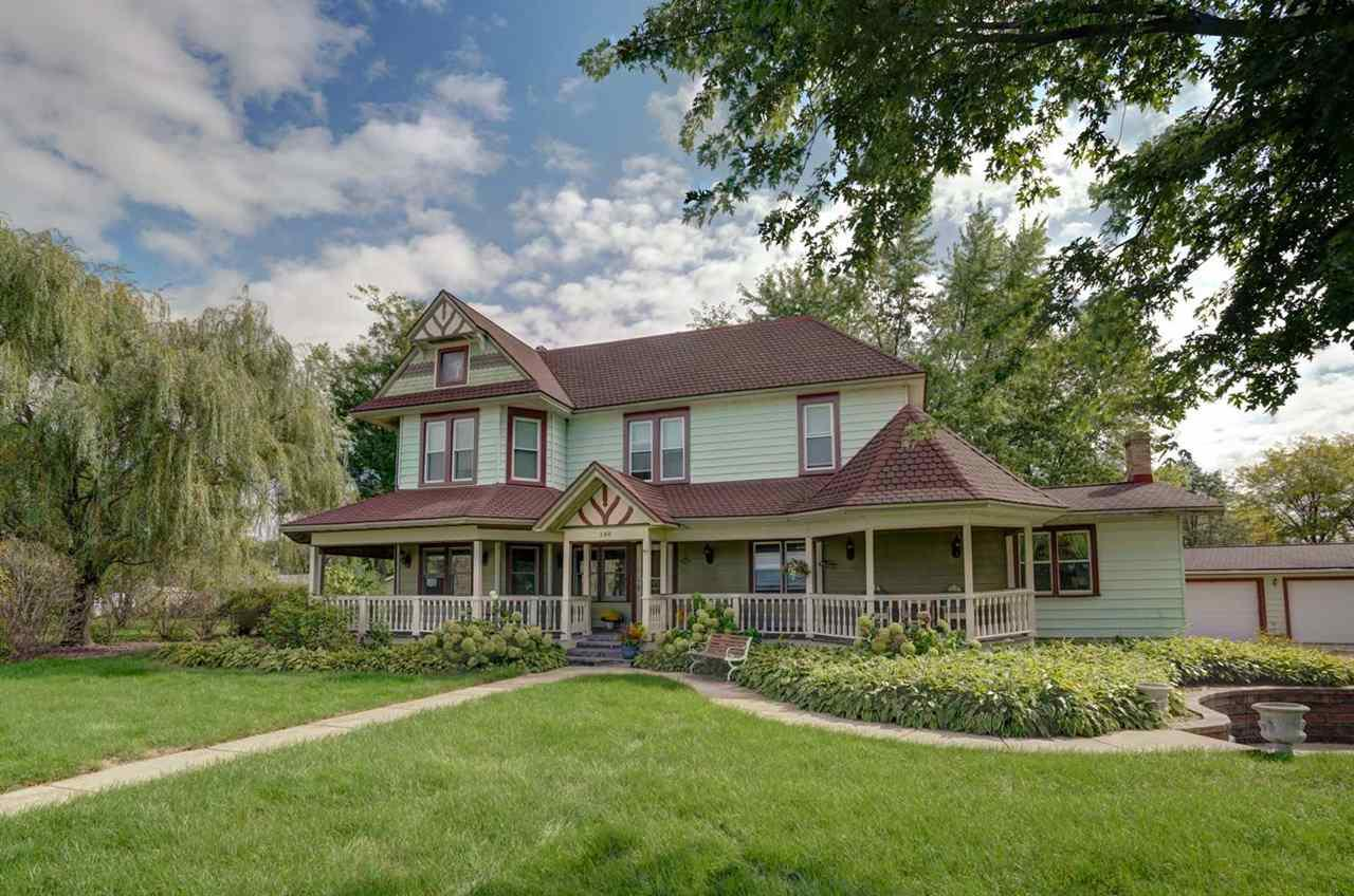View Single-Family Home For Sale at 140 River St, Belleville, WI
