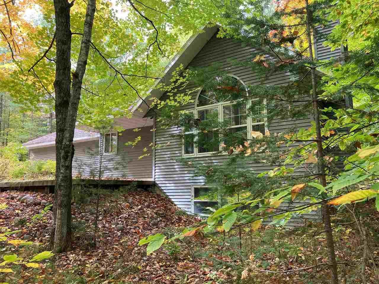 View Single-Family Home For Sale at 14610 WHITETAIL LANE, Lakewood, WI
