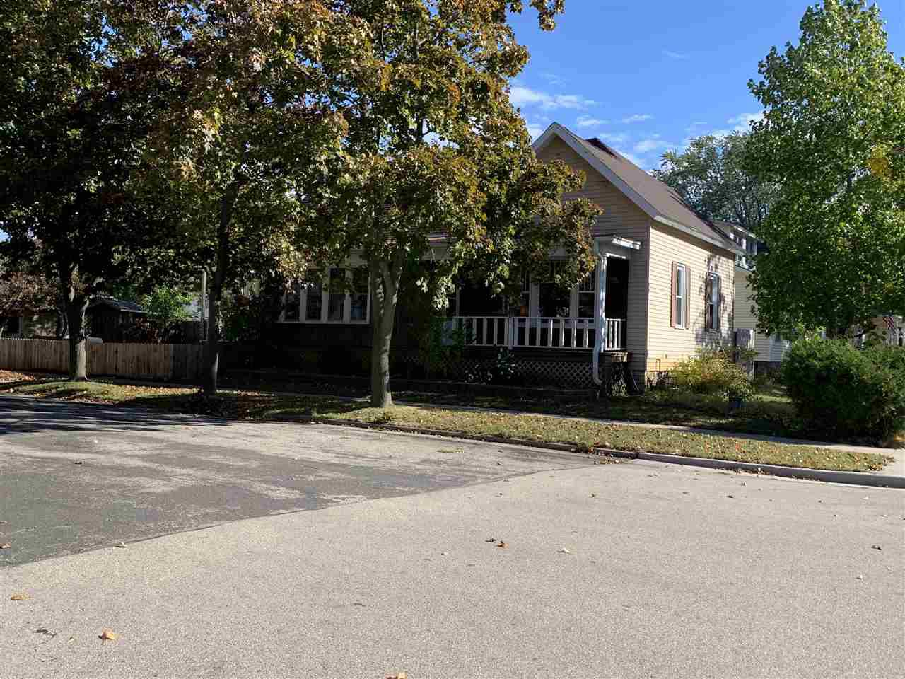 View Single-Family Home For Sale at 1328 COLFAX STREET, Marinette, WI