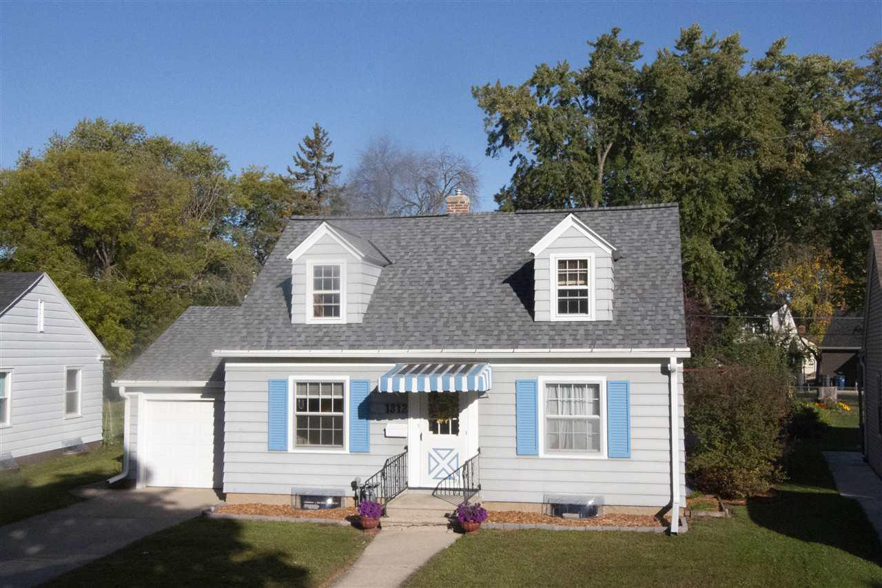 View Single-Family Home For Sale at 1312 BISMARCK STREET, ALLOUEZ, WI