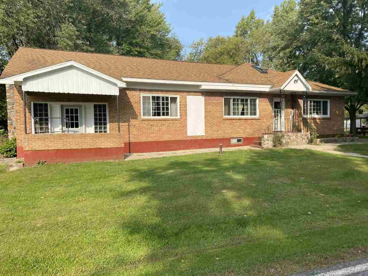 View Single-Family Home For Sale at N8823 County Road JJ, Westfield, WI