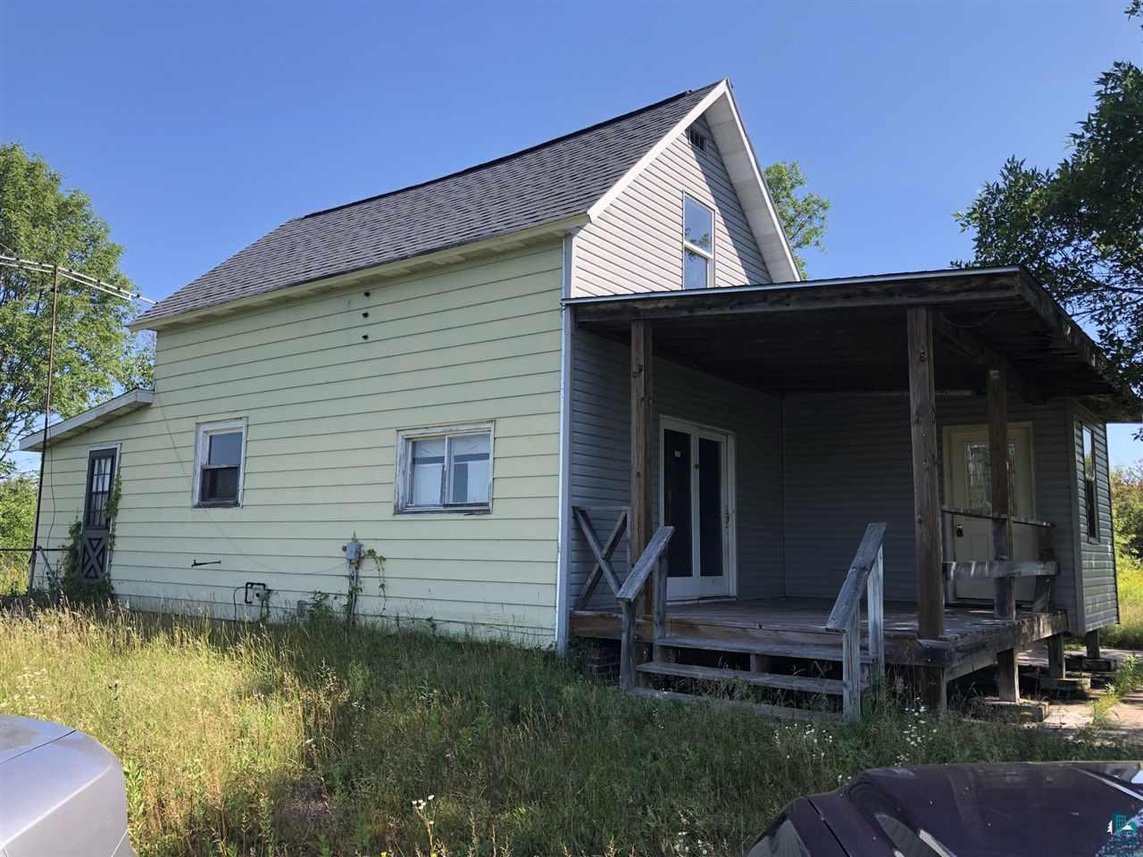 View Single-Family Home For Sale at 10972 W Curry Road, Saxon, WI