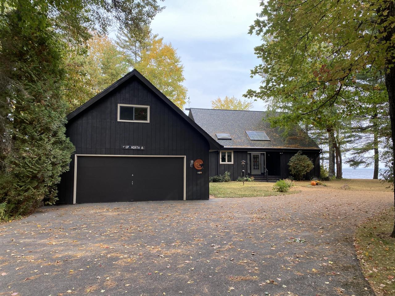 View Single-Family Home For Sale at N1288 Shore Dr, Marinette, WI