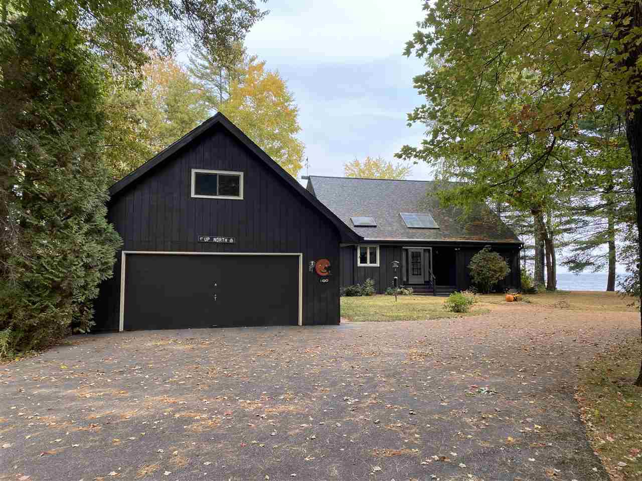 View Single-Family Home For Sale at N1288 SHORE DRIVE, Marinette, WI