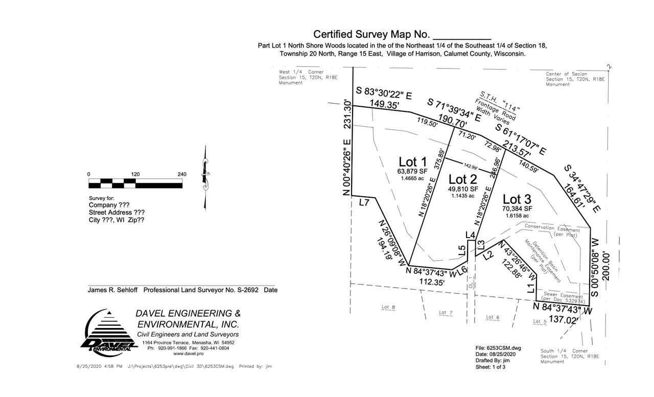 View Vacant Land For Sale at OLD HIGHWAY ROAD, Menasha, WI