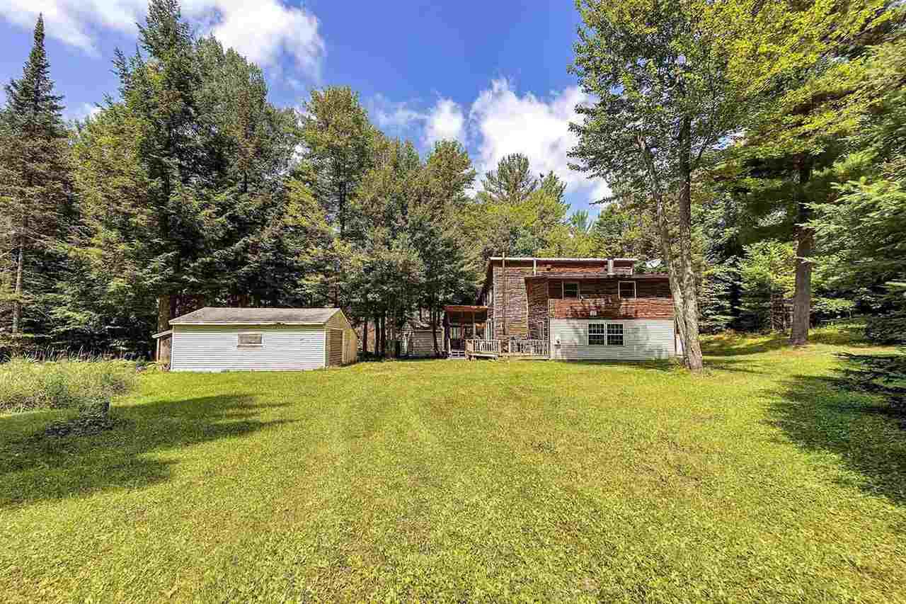 View Single-Family Home For Sale at N12535 OLD J ROAD, Athelstane, WI