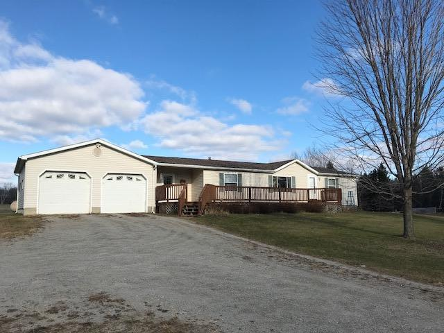 View Single-Family Home For Sale at W7432 CR356, LAKE, MI