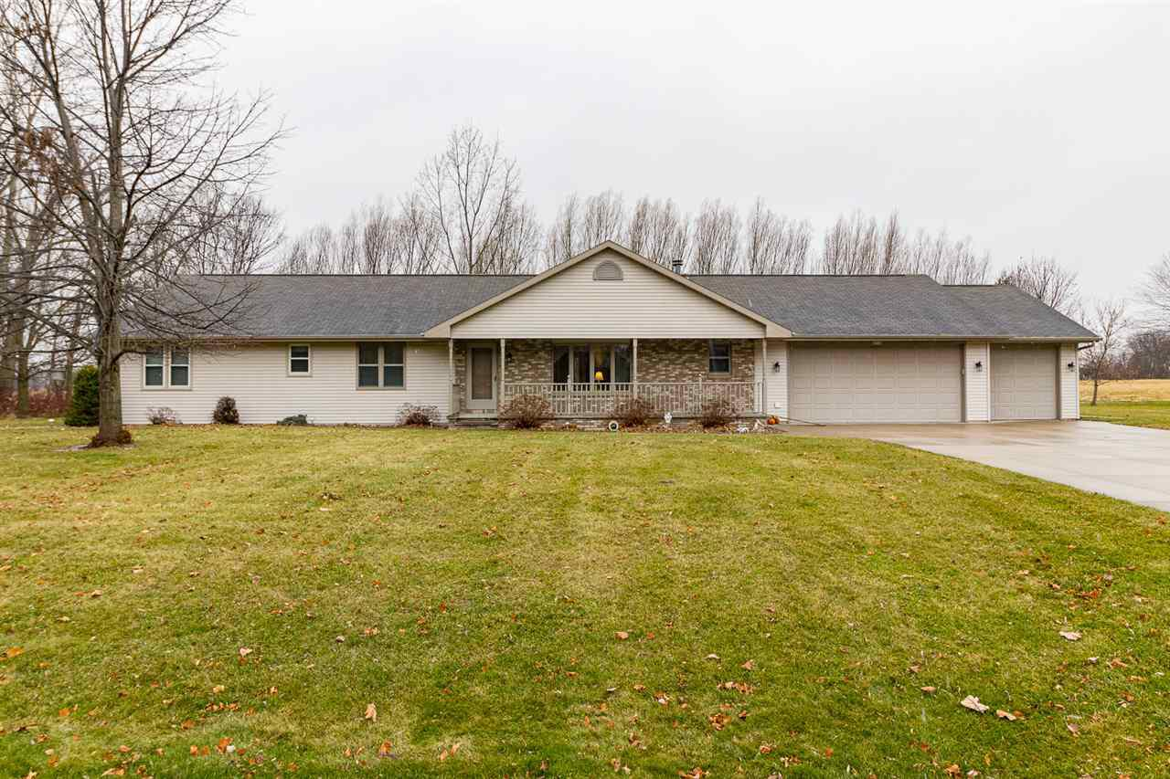 View Single-Family Home For Sale at N3739 SHARON ROSE COURT, Freedom, WI