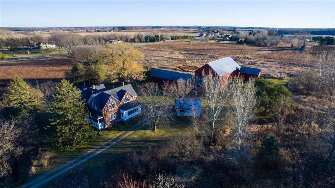 View Single-Family Home For Sale at W4939 WOLF ROAD, Black Creek, WI