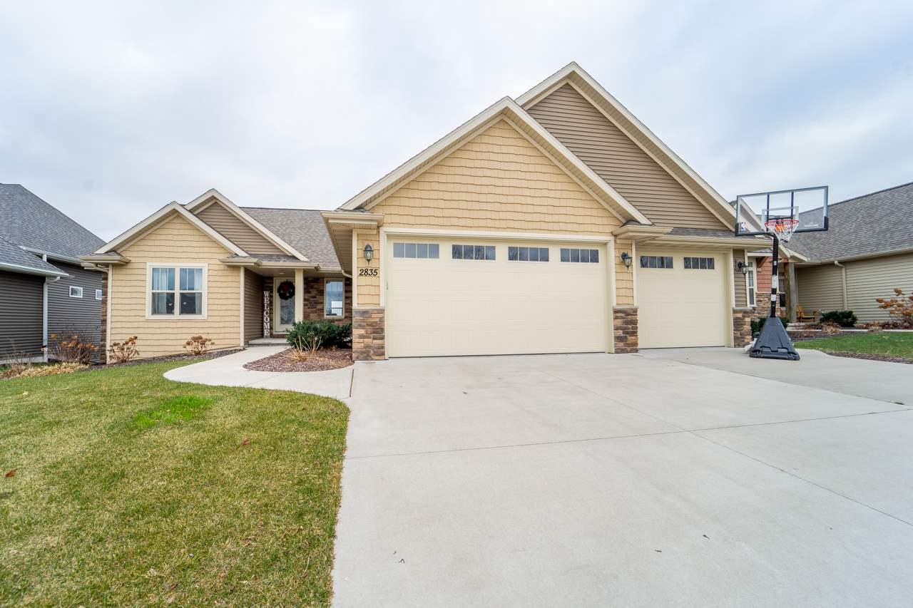 View Single-Family Home For Sale at 2835 VILLA WAY, Menasha, WI