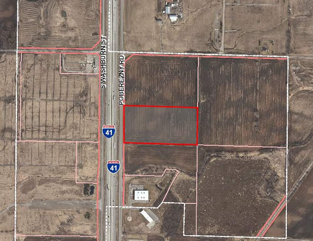 View Vacant Land For Sale at POBEREZNY ROAD, Oshkosh, WI