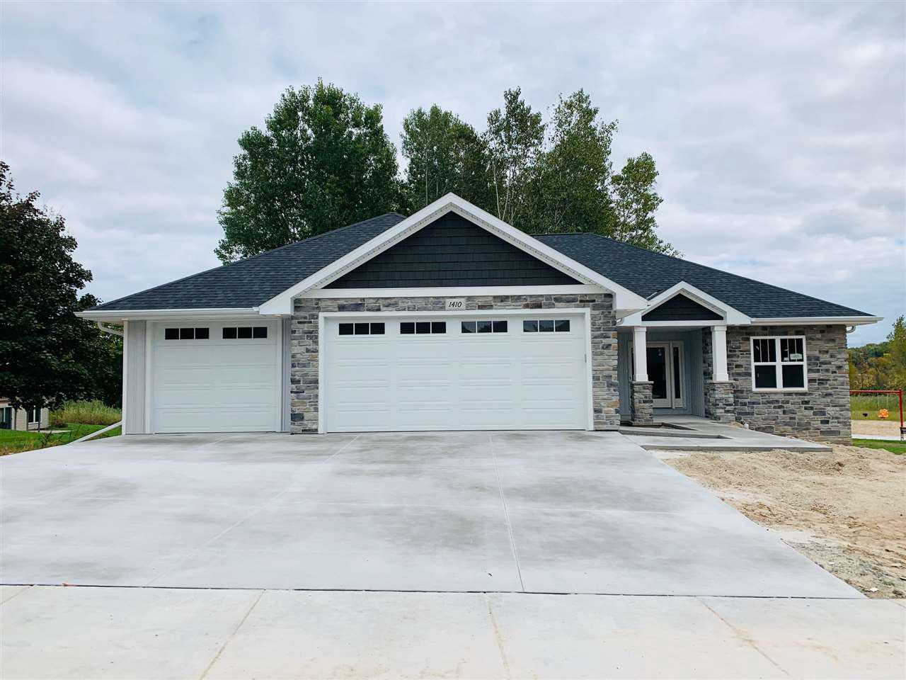 View Single-Family Home For Sale at 1410 CO COS RUN, Howard, WI