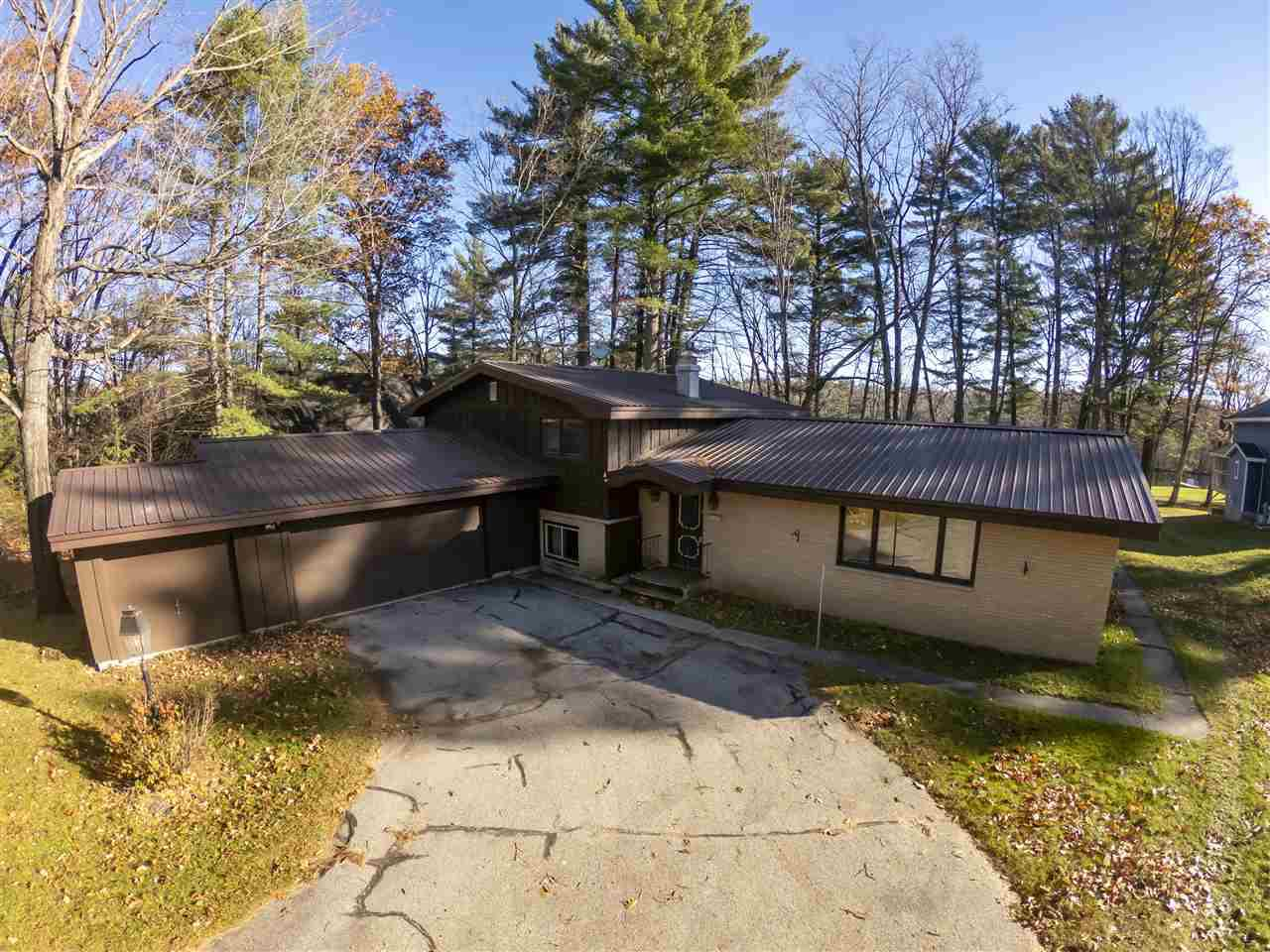 View Single-Family Home For Sale at N16674 RIVER ROAD, BEECHER, WI