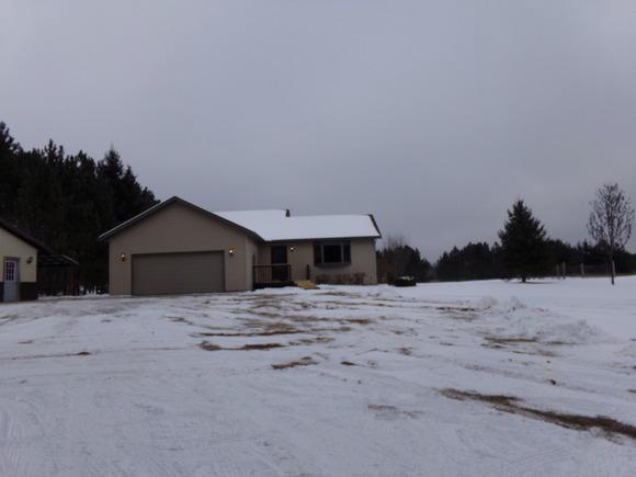 View Single-Family Home For Sale at N12944 Betts Rd, Wausaukee, WI