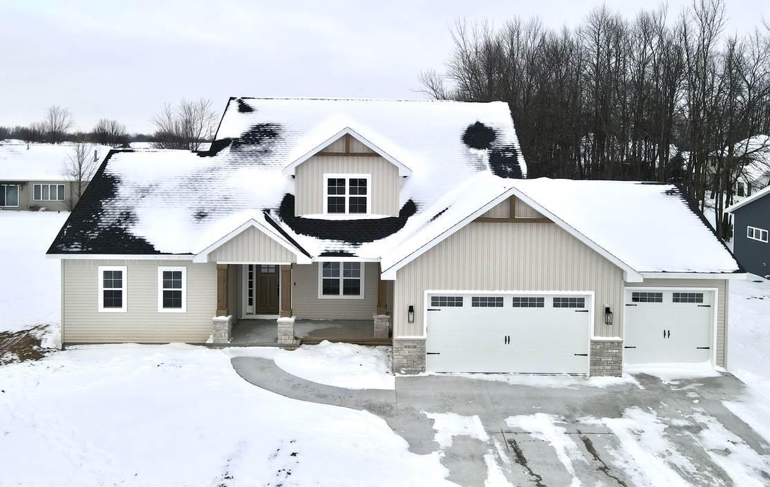 View Single-Family Home For Sale at W5536 HOELZEL WAY, Appleton, WI