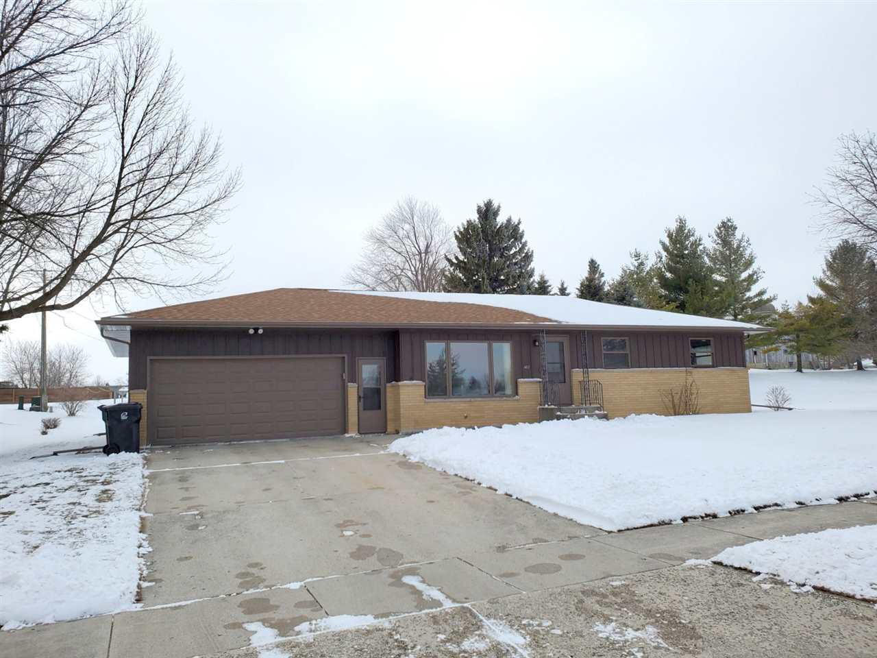 View Single-Family Home For Sale at 1411 SILVER MOON LANE, New Holstein, WI